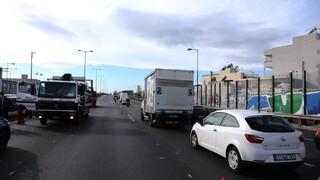 Τροχαίο στον Κηφισό με δύο τραυματίες - Διακοπή κυκλοφορίας στην άνοδο