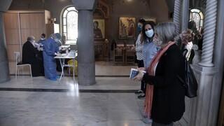 Τζανάκης: Χαμηλά τα ποσοστά εμβολιασμού σε ιερείες και μοναχούς - Να δώσει στοιχεία ο ΕΟΔΥ