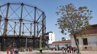 «Ταξιδεύουμε με Γκάζι»: Οι μαθητές ανακαλύπτουν το Βιομηχανικό Μουσείο Φωταερίου