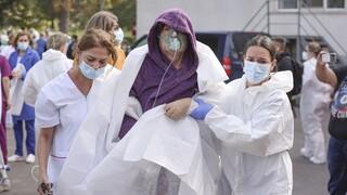 Ρουμανία: Νεκροί επτά ασθενείς με κορωνοϊό από πυρκαγιά σε νοσοκομείο