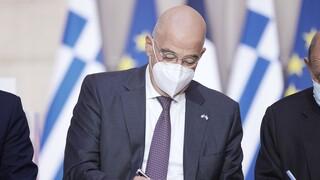 Δένδιας: Η Ελλάδα θωρακίζεται - Τα τρία πλεονεκτήματα της συμφωνίας με τη Γαλλία
