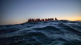 Φόβοι για νέο ναυάγιο στη Μεσόγειο: Αγνοούνται 70 πρόσφυγες