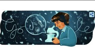 Μαρία ντε λος Άνχελες Αλβαρίνιο Γκονζάλες: Το doodle της Google για την Ισπανίδα βιολόγο