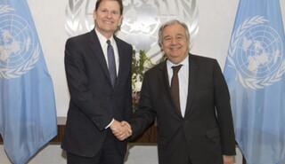 Κυπριακό: Τον Καναδό Κόλιν Στιούαρτ προτείνει για αντιπρόσωπο ο ΓΓ του ΟΗΕ - «Ναι» από τη Λευκωσία