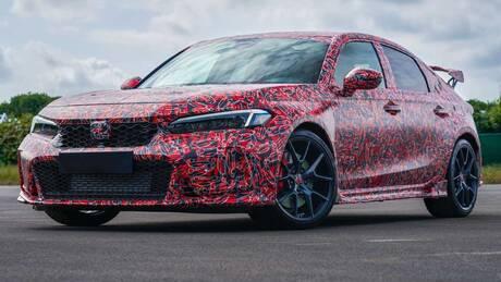 H Honda ετοιμάζει το νέο Civic Type R που δεν θα είναι υβριδικό