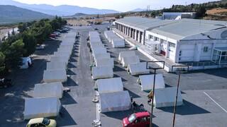 Κρήτη: Κρούσματα κορωνοϊού εντοπίστηκαν στον καταυλισμό σεισμόπληκτων