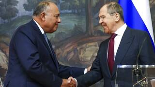 Ρωσία: Αποχώρηση της Τουρκίας από τη Συρία ζήτησε εμμέσως ο Λαβρόφ