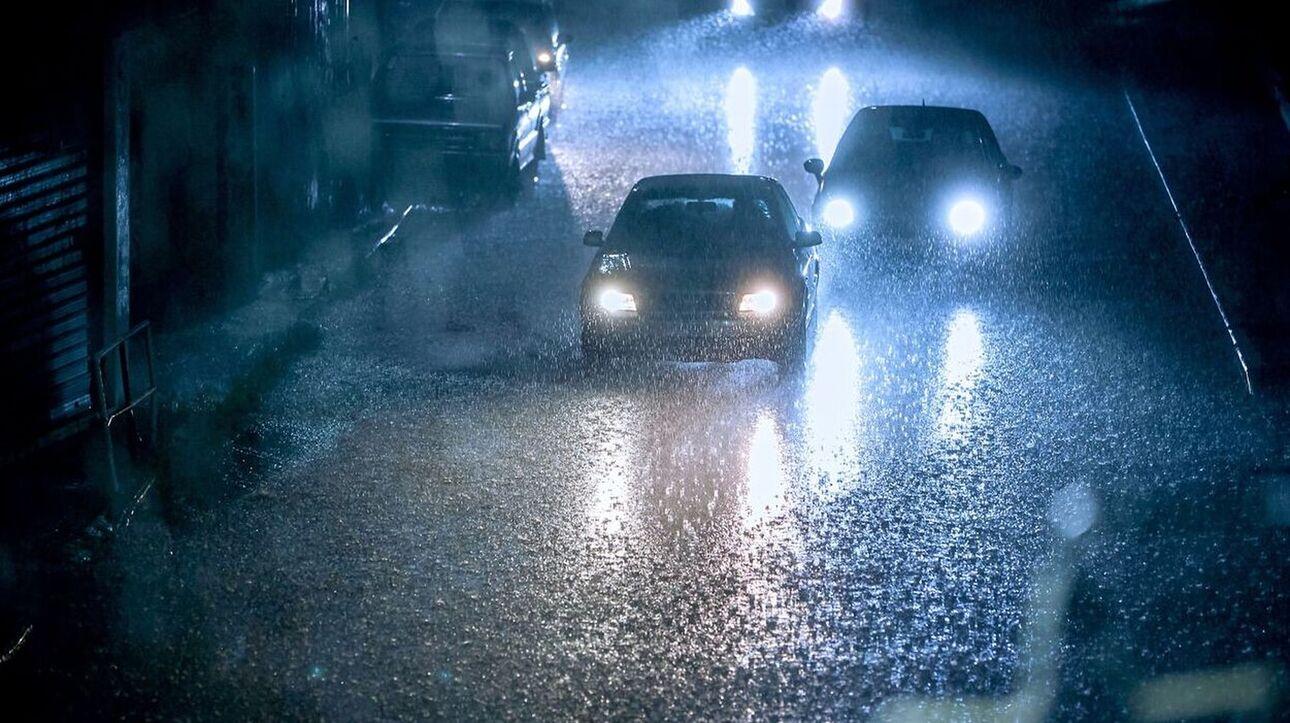 Έρχονται ισχυρές βροχές και καταιγίδες – Προειδοποιήσεις για επικίνδυνα φαινόμενα