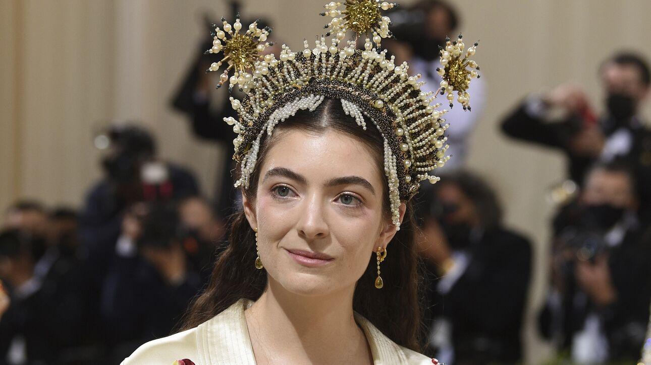Η Lorde έχει μόνο ένα στόχο: Την προστασία του πλανήτη και του περιβάλλοντος