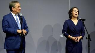 Γερμανία: Δεν «κάηκε» ο συνασπισμός «Τζαμάικα» στη συνάντηση CDU-Πρασίνων