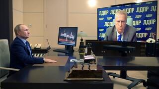 Πούτιν: Υστερία και σύγχυση στην ευρωπαϊκή αγορά ενέργειας