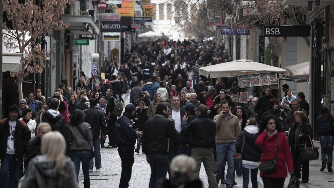 Απογραφή 2021: Μειώθηκε κι άλλο ο πληθυσμός της Ελλάδας – Τα ανησυχητικά στοιχεία σε γράφημα