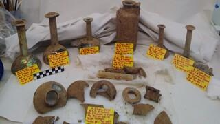 Νέα Στύρα: Σημαντικά αρχαιολογικά ευρήματα ήρθαν το φως κατά τη διάρκεια έργων