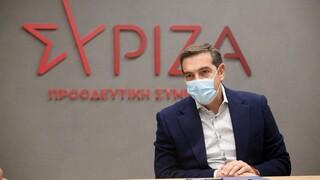 Τσίπρας: Ο Μητσοτάκης δεν κυρώνει τα μνημόνια με τη Βόρεια Μακεδονία υπό τον φόβο κάθε Μπογδάνου