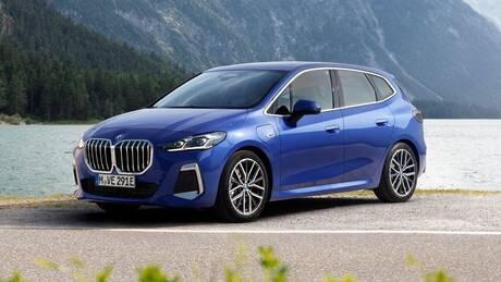H BMW παρουσίασε την καινούργια 2 Active Tourer