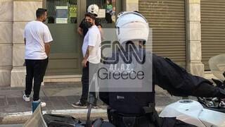 Ληστεία στη Μητροπόλεως: Οι δράστες είχαν χτυπήσει υποκατάστημα και στα Πετράλωνα