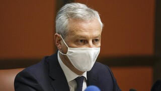 Γάλλος ΥΠΟΙΚ: Πολύ κοντά σε συμφωνία για έναν παγκόσμιο φορολογικό συντελεστή