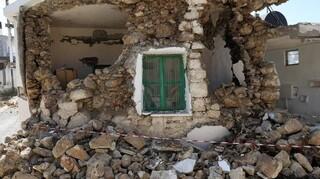 Σεισμός Κρήτη: Στα 3.900 τα μη κατοικήσιμα σπίτια - Συνεχίζονται οι έλεγχοι