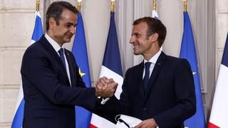 Ψηφίζεται η ελληνογαλλική συμφωνία: Τα μηνύματα Μητσοτάκη και οι θέσεις του ΣΥΡΙΖΑ