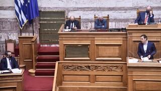 Ελληνογαλλική συμφωνία: Η ώρα των πολιτικών αρχηγών - Live η συζήτηση στη Βουλή