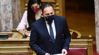 Πέτσας για τη συμφωνία με τη Γαλλία: Ιστορικές ευθύνες της αντιπολίτευσης αν ψηφίσει «όχι»