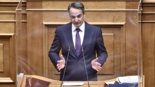 Ελληνογαλλική συμφωνία - Μητσοτάκης: Στο πλευρό μας η μοναδική πυρηνική δύναμη της Ευρώπης