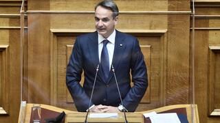 Μητσοτάκης σε Τσίπρα για ελληνογαλλική συμφωνία: Θα την καταγγείλετε; Ναι ή όχι;