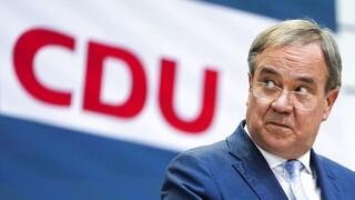 Γερμανία: Παραιτείται ο Άρμιν Λάσετ από την ηγεσία του CDU