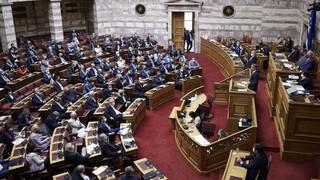 Βουλή: Επικυρώθηκε με 191 «ναι» η Συμφωνία με την Γαλλία
