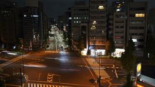 Σεισμός στο Τόκιο: «Μπλακ άουτ» και τραυματίες - Δεν υπάρχει κίνδυνος για τσουνάμι