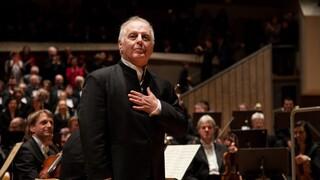 Ο θρυλικός αρχιμουσικός Ντάνιελ Μπάρενμποϊμ και η Berlin Staatskapelle στο Μέγαρο Μουσικής Αθηνών