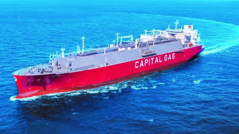 Η Capital Product Partners του Ομίλου Μαρινάκη στην πρώτη γραμμή της αειφορίας