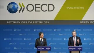 Παγκόσμιος ελάχιστος φορολογικός συντελεστής: Συμφωνία στον ΟΟΣΑ, επόμενη «στάση» η G20