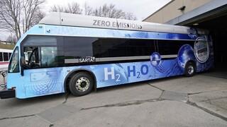 Η κλιματική αλλαγή προκαλεί ένα νέο κύμα ενθουσιασμού για το υδρογόνο ως καύσιμο