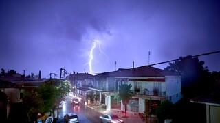 Καιρός: Νέα επιδείνωση από το μεσημέρι της Κυριακής με ισχυρές βροχές και καταιγίδες