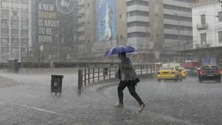 Καλλιάνος στο CNN Greece: Iσχυρές βροχές και χαλαζοπτώσεις - Πού θα έχουμε ακραία καιρικά φαινόμενα