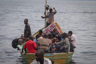 Κονγκό: Πάνω από 100 οι νεκροί και αγνοούμενοι σε ναυάγιο αυτοσχέδιας βάρκας