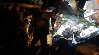 Ρωσία: Συνετρίβη αεροσκάφος - Τουλάχιστον 16 νεκροί