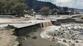 Βόρεια Εύβοια: Στις πληγείσες περιοχές ο Τριαντόπουλος - «Σε εξέλιξη η αποτίμηση των ζημιών»