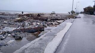 Κακοκαιρία «Αθηνά» - Λάρισα: Σοβαρές ζημιές στον δήμο Αγιάς