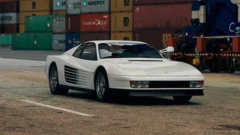Η δεύτερη νεότητα της εμβληματικής Ferrari Testarossa