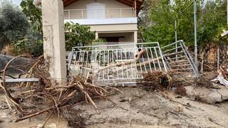 Κακοκαιρία: Καταστροφή δίχως τέλος στην Εύβοια - «Ήταν σαν σεισμός» λένε οι κάτοικοι