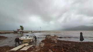 Μαρουσάκης: Προ των πυλών νέα κακοκαιρία - «Ίσως προσεγγίσει σε ένταση μεσογειακό κυκλώνα»