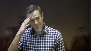 Αλεξέι Ναβάλνι: «Εξτρεμιστής και τρομοκράτης» για τις ρωσικές αρχές