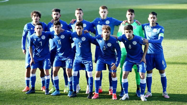 Κορωνοϊός - Εθνική Ελπίδων: Εντοπίστηκαν 13 κρούσματα  - Αναβλήθηκε το ματς με την Κύπρο