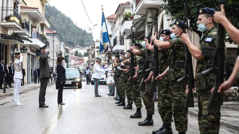 Τουρκία: Η Hurriyet τα βάζει με Σακελλαροπούλου και Συρίγο για τη Ναυμαχία της Ναυπάκτου
