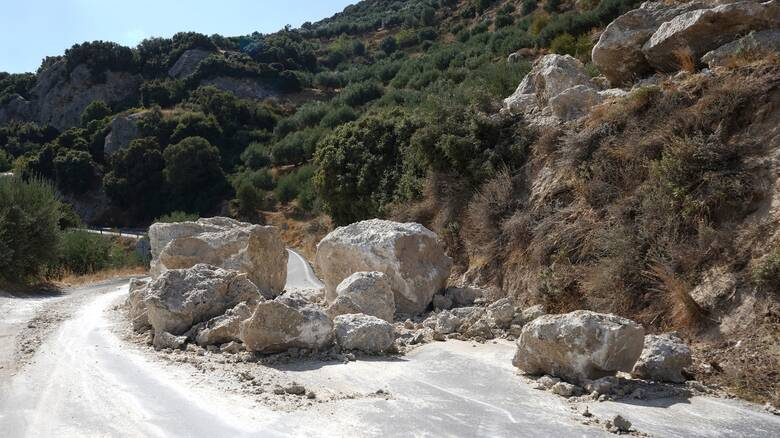 Ισχυρός σεισμός στην Κρήτη: Σε εφαρμογή το σχέδιο «Εγκέλαδος»