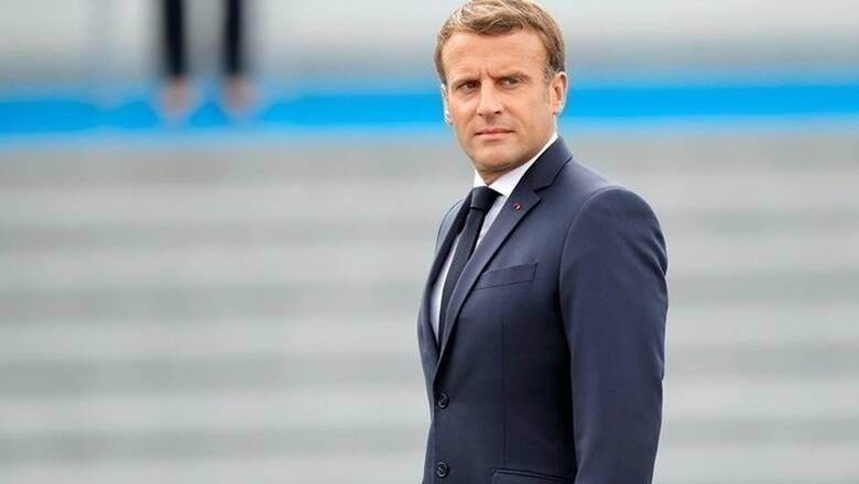 Γαλλία: Ο Μακρόν ανακοίνωσε 30 δισ. ευρώ επενδύσεις για την επαναβιομηχάνιση της χώρας