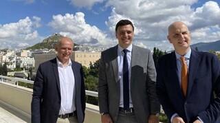 Τουρισμός: Συμφωνία Κικίλια με ανώτατα στελέχη της TUI για το 2022