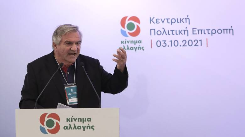Καστανίδης για Γεννηματά: Θα βγει νικήτρια, τη θέλουμε και πάλι ακμαία κοντά μας